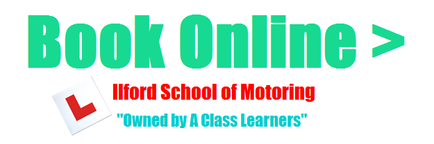 book driving lessons Ilford online picture